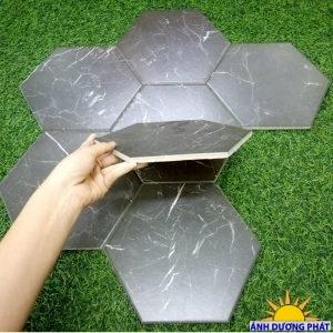 Gạch ốp tường hình lục giác