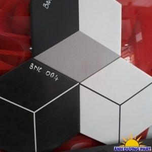 Gạch lục giác 3D hình khối