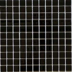 Gạch mosaic cao cấp màu đen