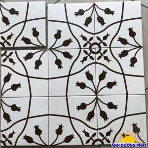 Gạch men họa tiết gạch bông