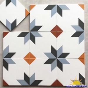 gạch bông 200x200 porcelainđẹp